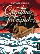 capitanes intrépidos-rudyard kipling-9788467054743