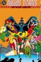 clasicos dc: nuevos titanes (ed. lujo)-m. wolfman-9788467488043
