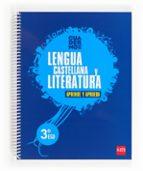 cuaderno  de lengua castellana y literatura 3º eso aprende y aprueba-9788467553543