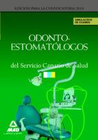odontoestomatologos del servicio canario de salud. simulacros de examen 9788467646443