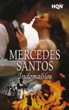 indomables (ebook)-mercedes santos-9788468741543