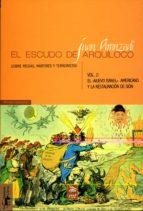 El libro de El escudo de arquiloco. (vol. 2): el nuevo israel americano y la restauracion de sion autor JUAN ARANZADI TXT!