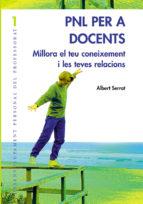 pnl per a docents (ebook)-albert serrat-9788499801766