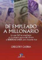 de empleado a millonario-gregory cajina-9788479787943