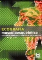 ecografia musculoesqueletica ramon balius 9788480199643