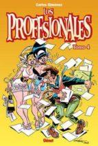 los profesionales (t. 4)-carlos gimenez-9788484495543