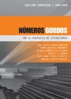 numeros gordos en el proyecto de estructuras (nueva edicion revisada) juan carlos arroyo portero 9788493227043