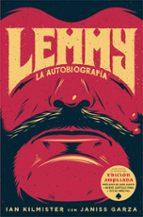 lemmy (2ª ed. ampliada) ian kilmister janiss garza 9788494458743