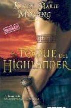 el toque del highlander-karen marie moning-9788496546943