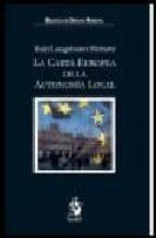 la carta europea de la autonomia local iñaki (ed.) lasagabaster herrarte 9788496717343