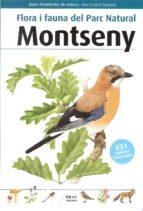 flora i fauna del parc natural del montseny-toni llobet françois-9788496905443