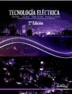 tecnologia electrica 9788496960343