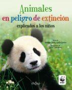 animales en peligro de extincion explicados a los niños-sandrine silhol-gaëlle guerive-9788497545143