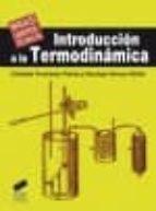 introduccion a la termodinamica cristobal fernandez pineda santiago velasco maillo 9788497566643