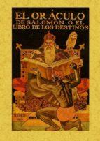 el oraculo de salomon o el libro de los destinos (ed. facsimil) juan b. bergua 9788497617543