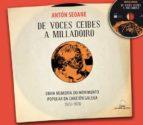 de voces ceibes a milladoiro (inclue cd)-anton seoane-9788498654943