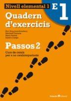 passos 2. quadern d exercicis elemental 1-9788499212043