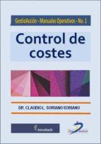 CONTROL DEL COSTES (EBOOK)