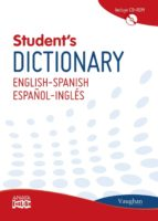 student´s dictionary english spanish/español inglés    9788499740843