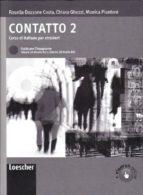 contatto 2: guida per l insegnante (nivel b1-b2)-rosella bozzone costa-9788820126643