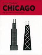 chicago crumpled city map-emanuele pizzolorusso-9788897487043
