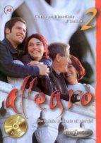 allegro 2 libro dello studente ed esercizi + cd 9789606632143