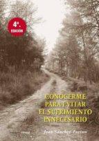 CONOCERME PARA EVITAR EL SUFRIMIENTO INNECESARIO (EBOOK)