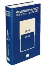 Memento Practico IRPF 2015 (Mementos Practicos)