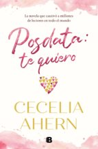 Posdata: Te Quiero (B de books)