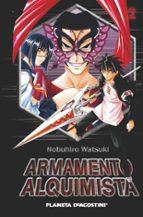Armamento alquimista nº 02/10 (Manga)