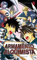 Armamento Alquimista nº 08/10 (Manga)