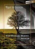 SAN MANUEL BUENO, MARTIR (Narrativa)
