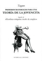 Primeros materiales para una teoría de la Jovencita (Acuarela & A. Machado nº 33)