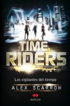 TimeRiders (Juvenil (marlow))