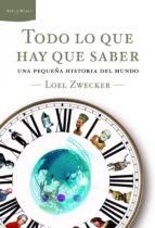 TODO LO QUE HAY QUE SABER (EBOOK)