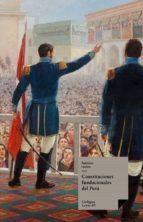 CONSTITUCIONES FUNDACIONALES DEL PERÚ (EBOOK)