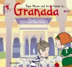 PEPERRATON AND HIS FRIENDS IN GRANADA (ACTIVITY BOOK WITH STICKER S)