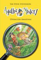 Operación Amazonas (Agatha Mistery)