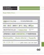 ORTOTIPOGRAFÍA PARA DISEÑADORES (EBOOK)