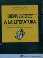 BIENVENIDOS A LA LITERATURA (LENGUA Y LITERATURA)