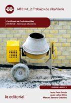 Trabajos De Albañilería. Eocb0108 - Fábricas De Albañilería