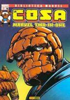 Biblioteca Marvel: La Cosa Nº 16