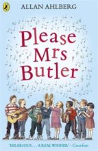Please Mrs Butler: Verses (Puffin Books)