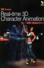 REAL-TIME 3D CHARACTER ANIMATION (CD ROM INCLUDED)