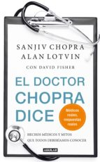 EL DOCTOR CHOPRA DICE (EBOOK)