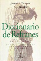 DICCIONARIO DE REFRANES (3ª ED.)