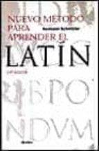 NUEVO METODO PARA APRENDER EL LATIN (24ª ED)
