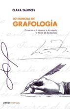 LO ESENCIAL DE GRAFOLOGÍA (EBOOK)