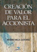 CREACIÓN DE VALOR PARA EL ACCIONISTA (EBOOK)