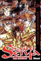 Saint Seiya 28: Los Caballeros del Zodíaco (Shonen Manga)